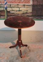 ROSEWOOD TILT TOP TABLE