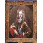 Portrait of Philippe V of Spain.