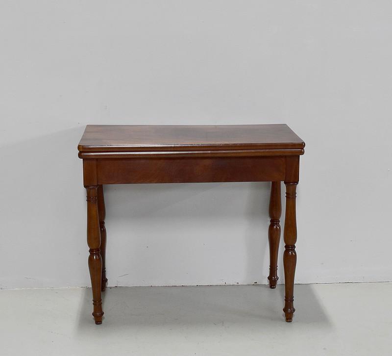 table louis philippe antiquiteiten in frankrijk. Black Bedroom Furniture Sets. Home Design Ideas