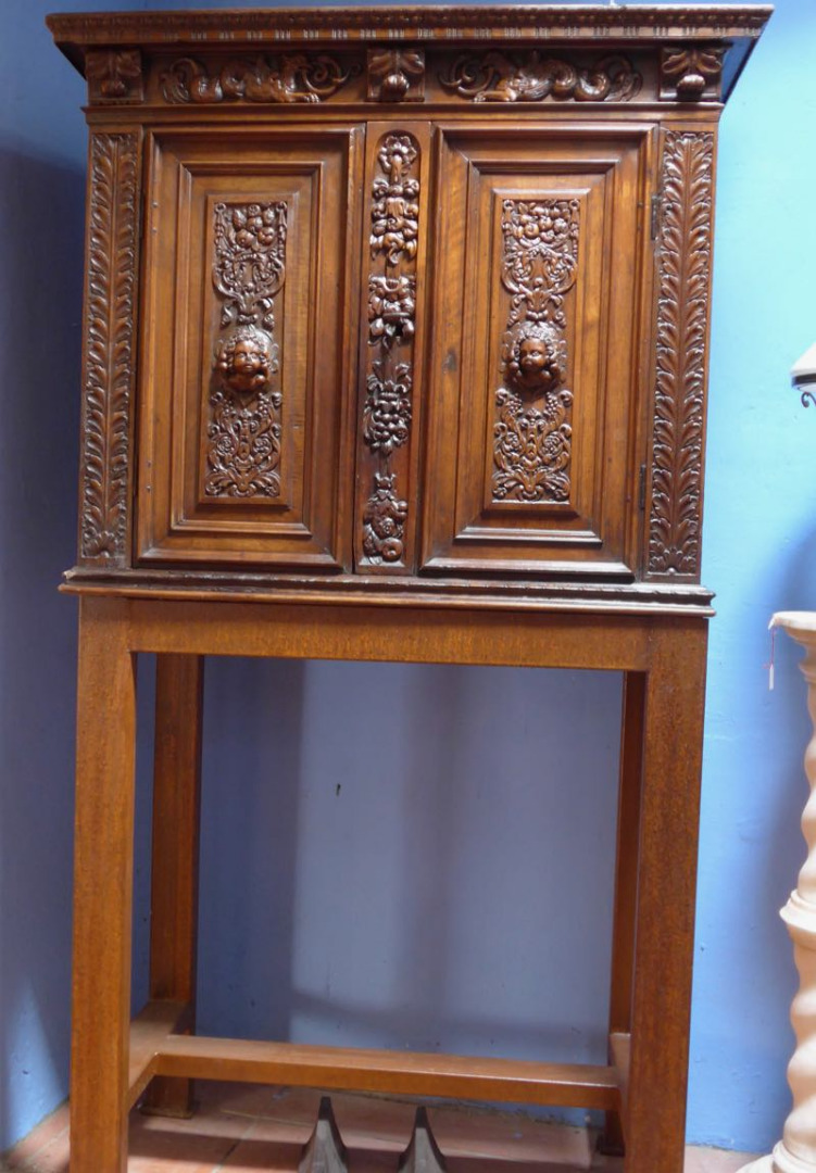 LATE 16th C CABINET