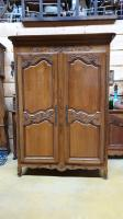 Normand oak Wardrobe