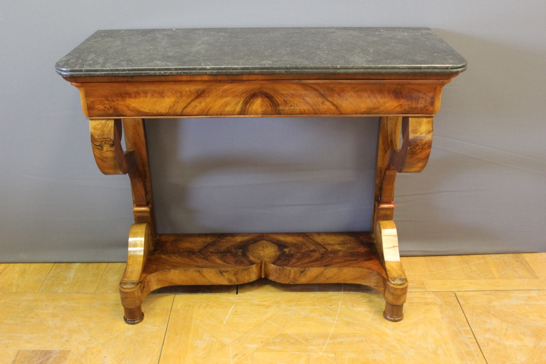 LOUIS PHILIPPE PERIODE CONSOLE TABEL