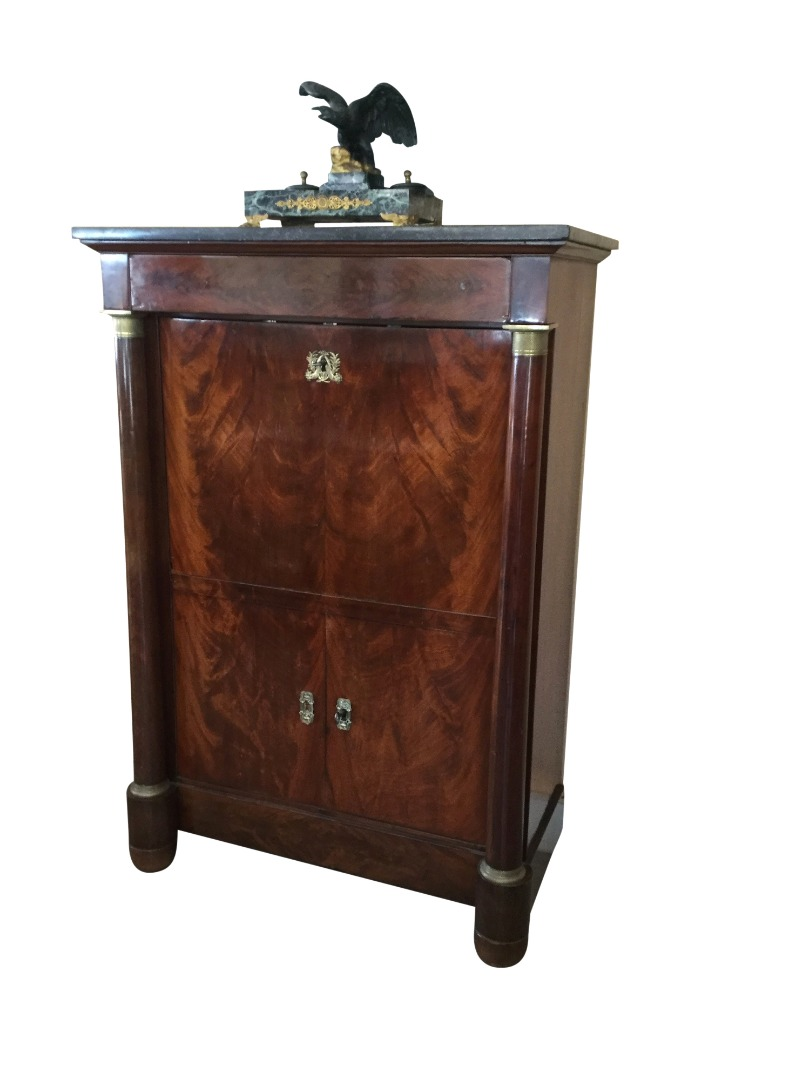 FRANS EMPIRE-PERIODE SECRETAIRE