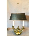 SMALL OVAL BOUILLOTTE LAMP